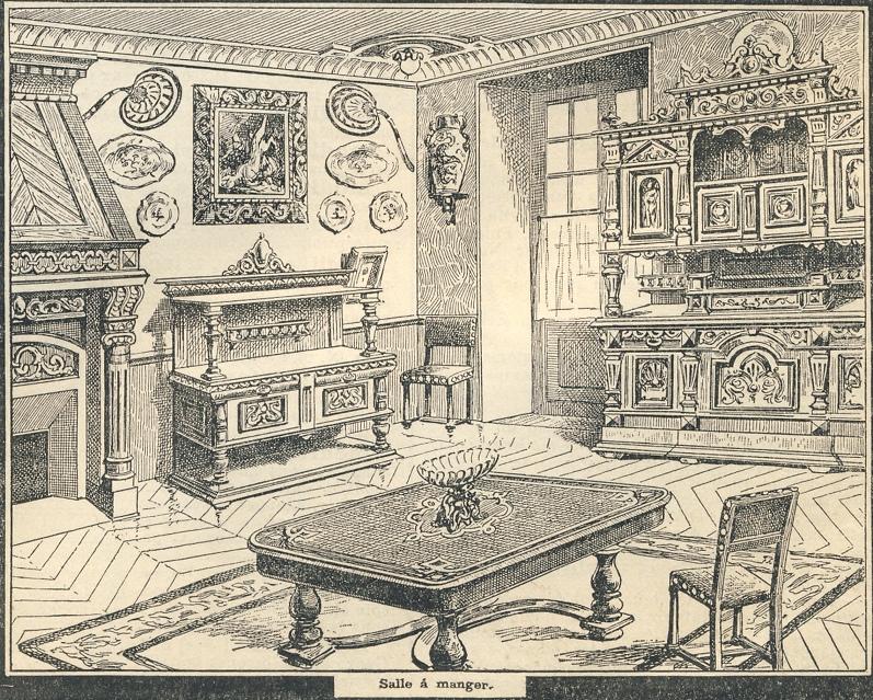 Gothique Et Renaissance Screstauration