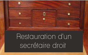 restauration-secretaire-droit-loupe-d-orme-et-acajou
