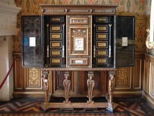 Le cabinet italien de Chenonceau