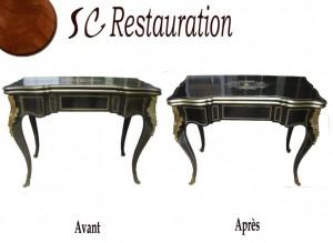 visualisez-la-restauration-d-une-table-de-jeu-avant-et-après