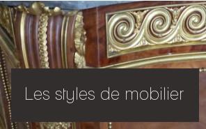styles de mobilier en France