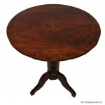 table-gueridon-epoque-restauration