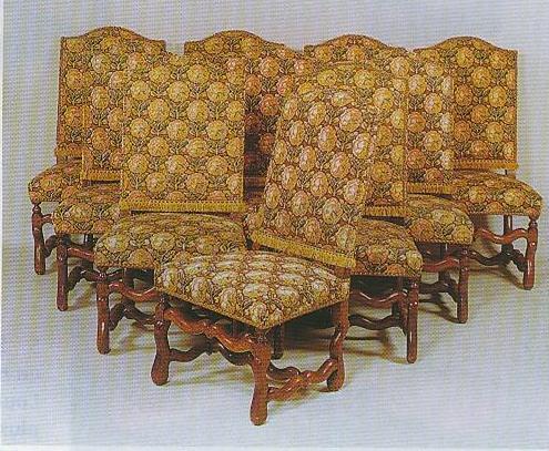 le style louis xiv screstauration. Black Bedroom Furniture Sets. Home Design Ideas