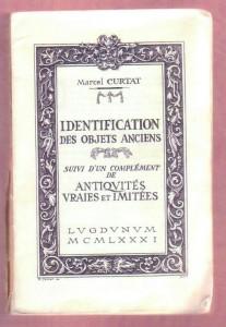 Curtat-identification des objets anciens