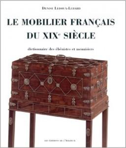 livre- le mobilier du XIXe siecle
