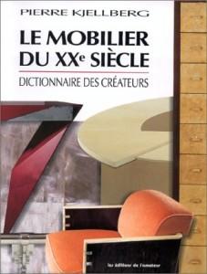 livre-le mobilier du XXe siècle