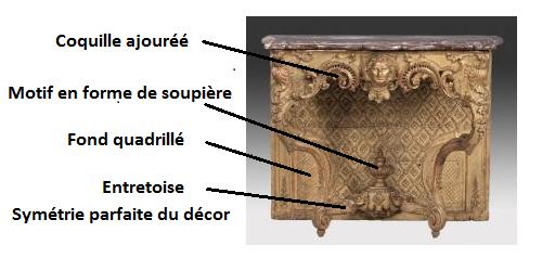 console_en_applique_regence