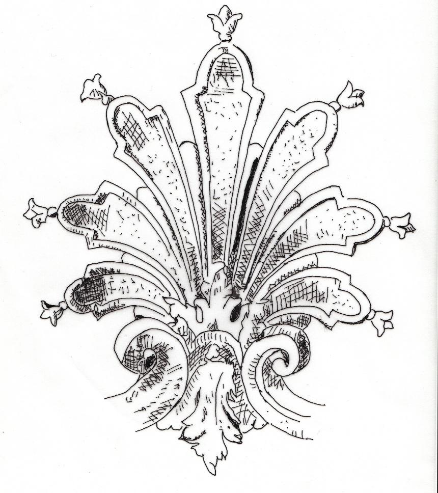 Le style Louis XIV - screstauration